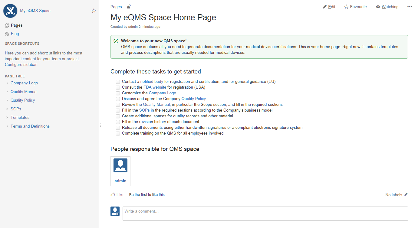eqms-home-page